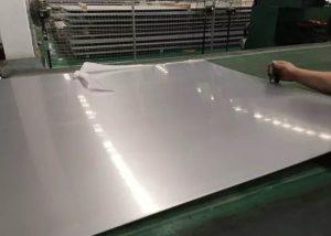 904L高品質ステンレス鋼板