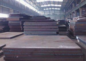 NM500NM400高強度耐摩耗鋼板