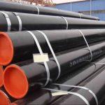 GR B、X42、X46、X56、X60、X65、X70 ERW HFIEFW鋼管