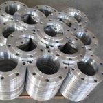 SS316 / 1.4401 / F316 / S31600ステンレス鋼フランジ