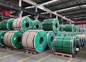 ASTM JIS DINGBのステンレス鋼コイル